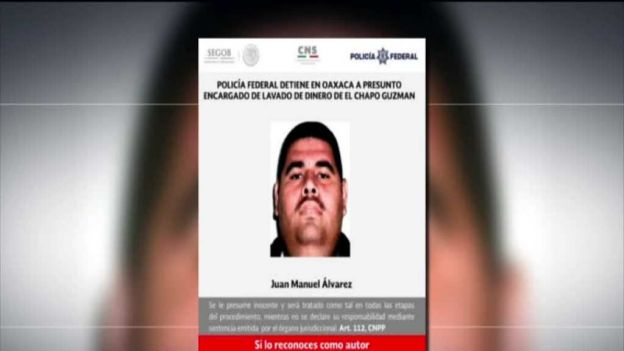 EU incluye a 2 operadores del cártel de Sinaloa en lista negra