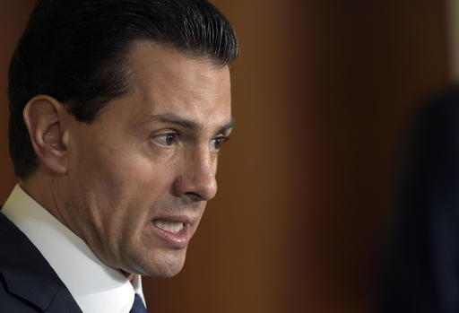 Campo vive realidad diferente a la de hace cuatro años — Peña Nieto