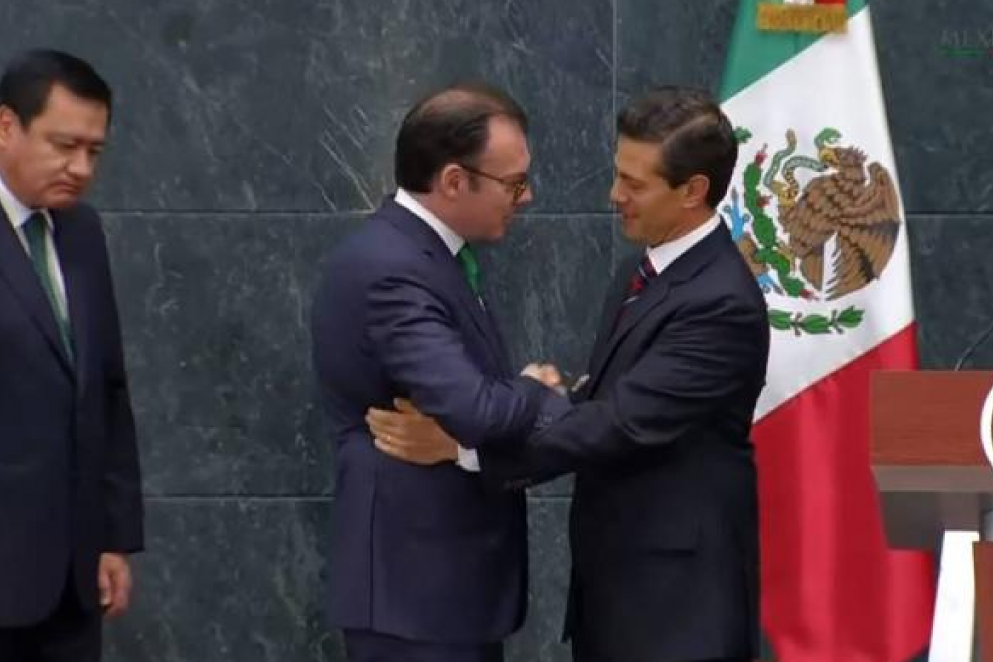 Image result for Peña Nieto y Luis Videgaray cartoon