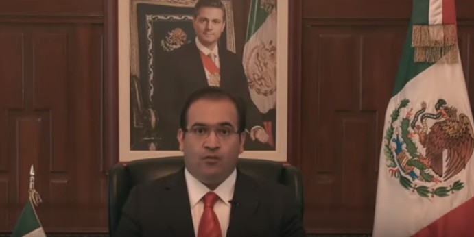 Nombran a Flavino Ríos gobernador interino de Veracruz