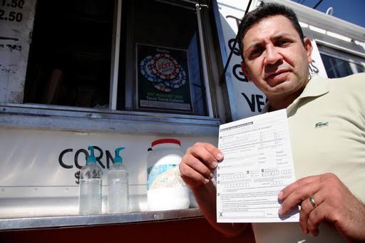 Planean protesta con taco trucks contra Trump