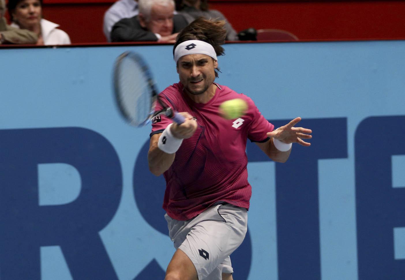 Murray se instala en la final del Torneo de Viena