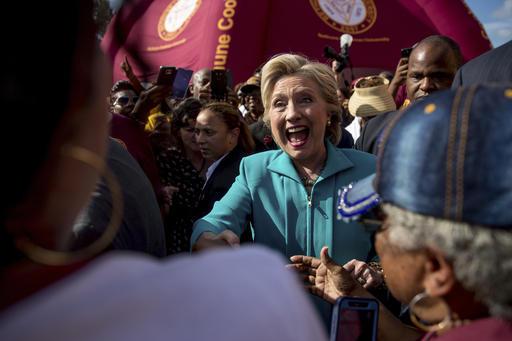 Hillary Clinton ya va ganando las elecciones presidenciales en Estados Unidos
