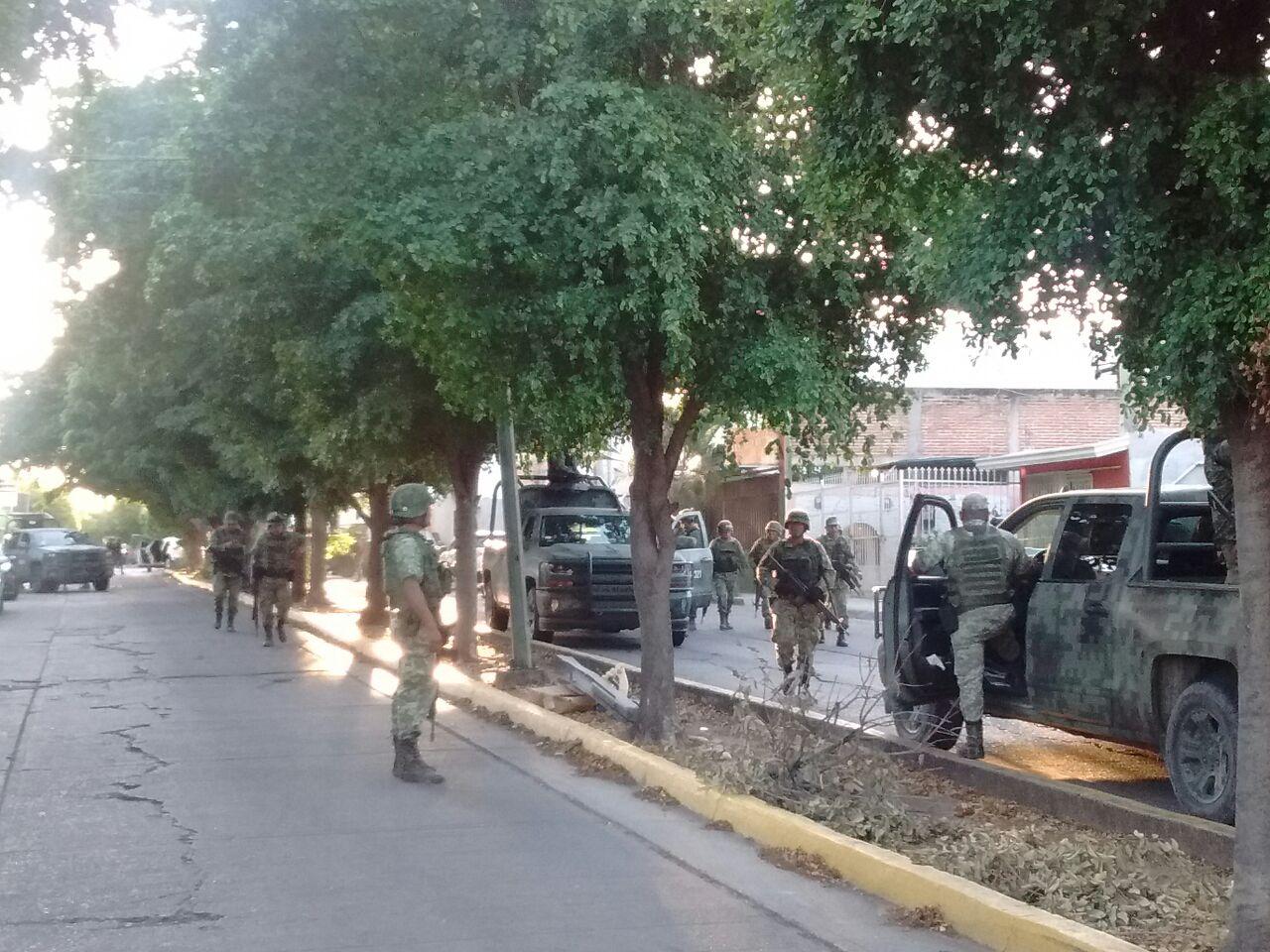 Líder de los 'Antrax' está lesionado y no muerto: Gobierno de Sinaloa